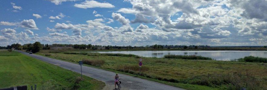kerékpáros térkép ausztria Fertő tó kerékpárút   kerépárút térkép Ausztria és Magyarország  kerékpáros térkép ausztria